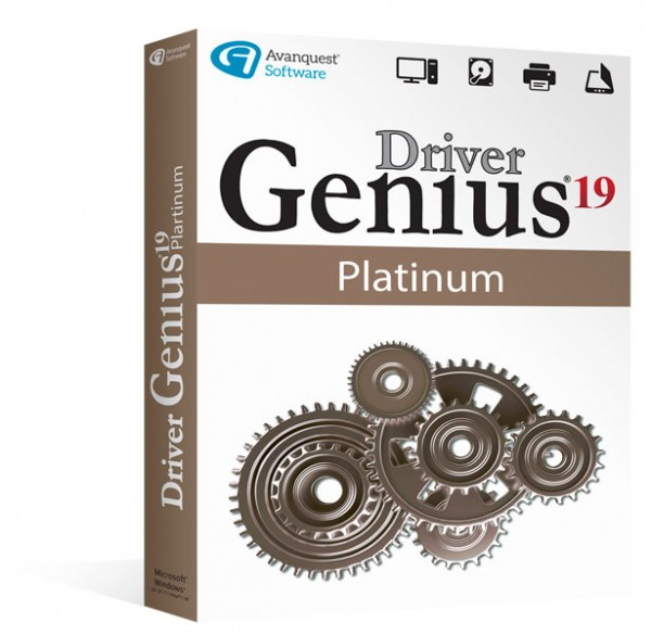 Avanquest Driver Genius 19 Platinum