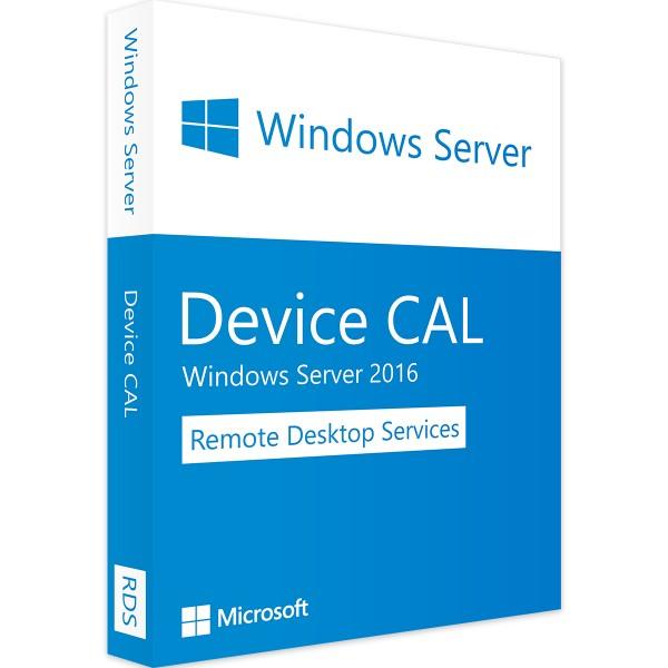 Windows Server 2016 RDS - 1 Device CAL