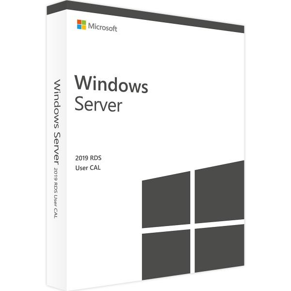 Windows Server 2019 RDS - 1 User CAL