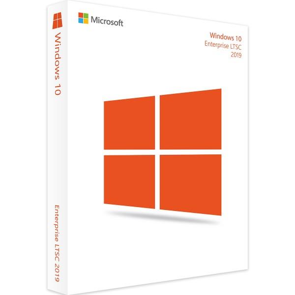 Windows 10 Enterprise LTSC 2019