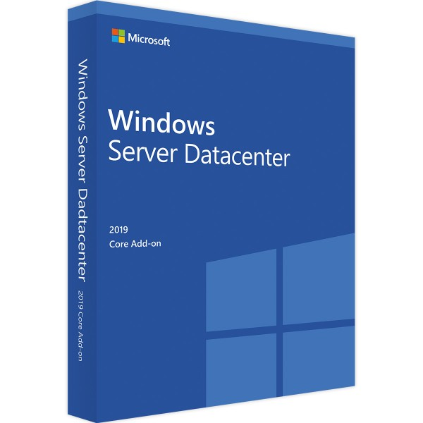 Windows Server 2019 Datacenter 2 Core Add-On