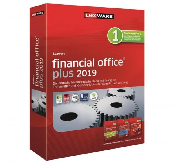 Lexware Financial Office Plus 2019