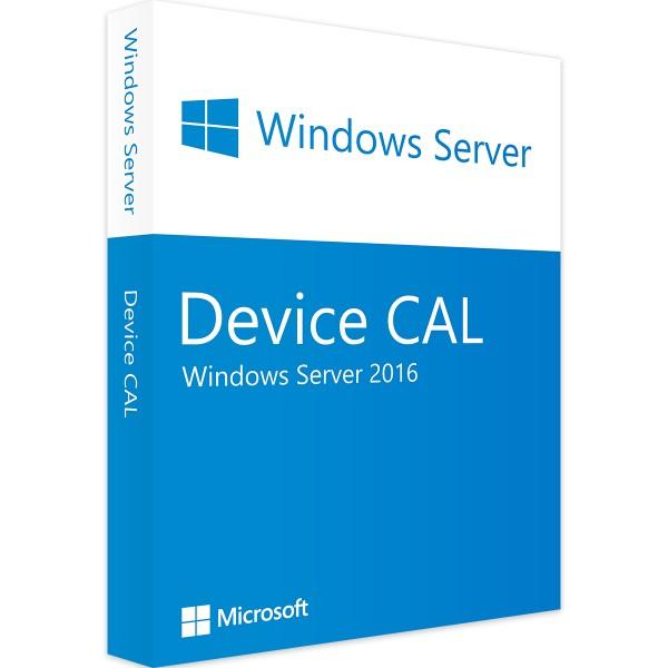 Windows Server 2016 - 10 Device CALs