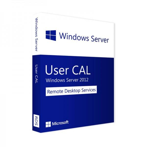 Windows Server 2012 RDS - 10 User CALs