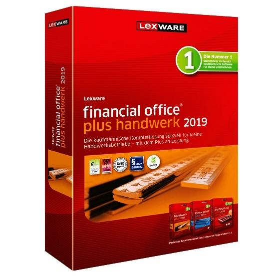 Lexware Financial Office Plus Handwerk 2019