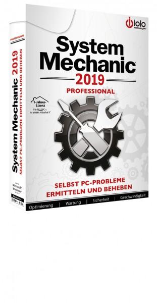 iolo System Mechanic 2019 PRO